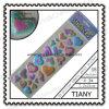 Animale domestico Cartoon Glitter Fabric Stickers gonfio per Chit R34