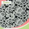tessuto caldo di disegno del merletto del fiore di immaginazione del cotone di vendita di 90cm