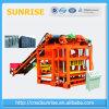 Der leicht Block des Betriebsautomatische Kleber-Qt4-28, der Maschinen-/Kleber-Block-Produktionszweig für Verkauf bildet