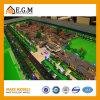 De architecturale Modellerende Bouw ModelModellen van de Maker/van de Tentoonstelling/het Oude Model van de Architectuur/Al Soort Tekens