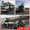 37m hanno utilizzato il camion Originale-Bianco della pompa di Sany del telaio di 8*4-LHD-Drive Isuzu (Schang-Hai, Cina)