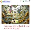 Farbenreicher Innen-Bildschirm LED-P10 Druckguss-Aluminium-Schrank