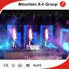 Farbenreiches Bildschirmanzeige-Zeichen-Bildschirm-Video-Innenpanel LED-P5
