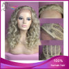 Perruques synthétiques onduleuses d'avant de lacet de femmes bon marché