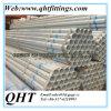 Pipe en acier galvanisée par zinc plongée chaude de Gi