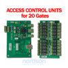 Étage Dt20/élément multi de contrôle d'accès de trappe