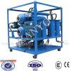 Doppelte Stadiums-Vakuumisolieröl-Reinigungsapparat-Maschine