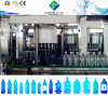 Máquina de rellenar automática de alta velocidad del agua de botella del animal doméstico 3 in-1