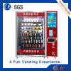 Machine intelligente de casse-croûte/machine de sucrerie/machine de fruit