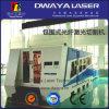 Grandes machines de découpage de laser de fibre en métal d'emplacement de travail de vente chaude