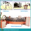 自動回転式鋳造物ポリウレタン泡立つ注入PUの靴唯一の作成機械