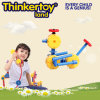 Intellektueller und Educational Building Blocks Plastic Toy