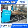 Mittellinien-Plasma-Ausschnitt-Maschine Stahlrohr CNC-fünf
