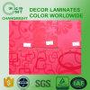 Les couleurs de formica/pression feuillette /HPL