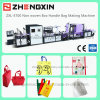 Quente-Vendendo o saco não tecido do punho que faz a máquina Zxl-E700