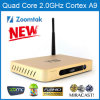 Zoomtak Android TV Box T8 con Quad Core Aluminum Caso
