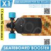 Электрические форсированные Longboard части скейтборда привода