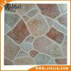 Azulejos de suelo de cerámica del cuarto de baño rústico antideslizante de la decoración del material de construcción 4040