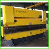 doblador de la placa de acero de 125X3200m m/doblador hidráulico del metal