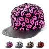 Frauen-Form gedruckte Baumwolle Sports Freizeit-Schutzkappen Hip-HopTrukfit (YKY3346)