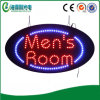 LED Mens 룸 전시 표시