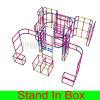 Стойка будочки выставки DIY 20FT алюминиевая модульная портативная многоразовая