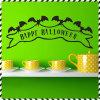 Halloween 선물을%s 스티커 공장 SGS 만화 박쥐 벽 스티커