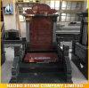 Grafstenen van de Gedenktekens van de Begraafplaats van het graniet de Chinese