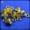 легирующий металл Rivet 12mm Height Golden