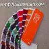 Precio competitivo FRP color de la pasta