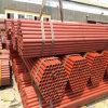 Tubo industrial de la pipa y del andamio