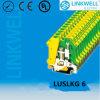 Conetar rapidamente o bloco terminal (LUSLKG 6)
