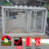 Double Glazing를 가진 다중 Design UPVC Folding Windows