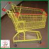 Американская вагонетка /Retail магазинной тележкаи супермаркета типа (JT-EC09)