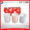 I supporti di candela di vetro poco costosi di prezzi di fabbrica comerciano