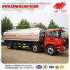 판매를 위한 Foton Auman 6X2 25cbm 기름 연료 탱크 트럭
