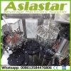Línea de relleno del PLC del control del jugo de la bebida de la máquina automática de la botella de cristal