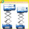 Tabella di elevatore idraulico automatica con altezza di sollevamento di 14m