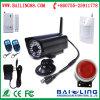 Sistema di allarme di sistema di gestione dei materiali SMS GSM della fascia del quadrato (E9)