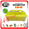 48 ovos Full Automatic Family Use Small Mini Duck Egg Incubator para Sale
