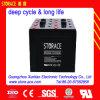 Solar Syterm를 위한 긴 Life Lead Acid Battery 2V 2000ah