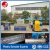 Chaîne de production renforcée en plastique de boyau de pipe de fil d'acier de PVC