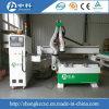 Máquina de madera cambiante auto del ranurador del CNC de los cortadores del bloque Drilling