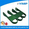 Aluminio molido CNC del caso 6061 piezas del prototipo del metal