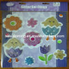 Pasqua Glitter Window Jelly Decoration/Gel Stickers per Seasonal (XM-E-1026)
