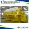 Machine van de Behandeling van afvalwater van de VacuümFilter van de schijf de Ceramische