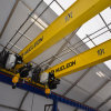 China Crane Supplier 10t Single Girder Overhead Traveling Crane
