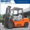 Carrelli elevatori diesel, nuovo carrello elevatore automatico del diesel da 4 tonnellate