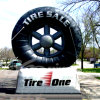 Inflatable enorme Tire da vendere (BMLG29)
