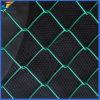 9つのゲージ安いPVC上塗を施してあるチェーン・リンクの金網